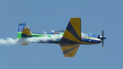 Photo ID 105403 by Martin Kubo. Brazil Air Force Embraer T 27 Tucano, FAB1308