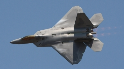 Photo ID 104904 by Paul Newbold. USA Air Force Lockheed Martin F 22A Raptor, 09 4179