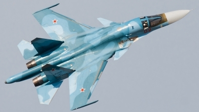 Photo ID 105213 by Alex van Noye. Russia Air Force Sukhoi Su 34 Fullback, RF 92251