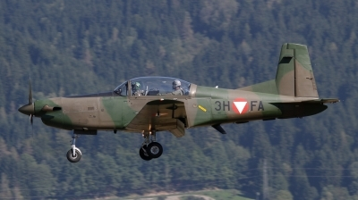 Photo ID 105095 by Giampaolo Tonello. Austria Air Force Pilatus PC 7 Turbo Trainer, 3H FA