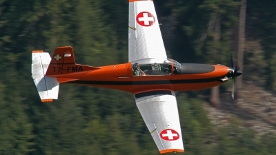 Photo ID 105130 by Sven Zimmermann. Private Fliegermuseum Altenrhein Pilatus PC 7 Turbo Trainer, T7 FMA