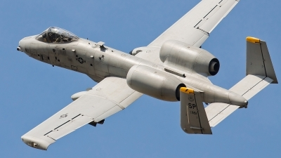 Photo ID 105121 by Alex van Noye. USA Air Force Fairchild A 10C Thunderbolt II, 81 0991