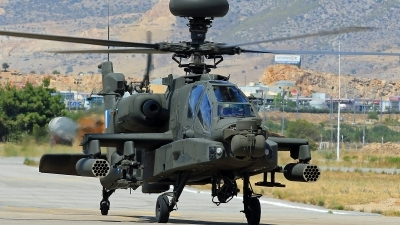 Photo ID 105338 by XRISTINA PATSI. Greece Army Boeing AH 64DHA Apache Longbow, ES1021