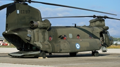 Photo ID 105194 by XRISTINA PATSI. Greece Army Boeing Vertol CH 47SD Chinook, ES917