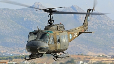 Photo ID 105195 by XRISTINA PATSI. Greece Army Bell UH 1H Iroquois 205, ES662