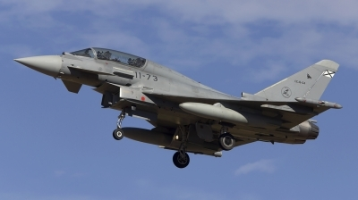 Photo ID 105303 by Richard Sanchez Gibelin. Spain Air Force Eurofighter CE 16 Typhoon EF 2000, CE 16 04
