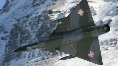 Photo ID 13571 by Andreas Zeitler - Flying-Wings. Switzerland Air Force Dassault Mirage IIIRS, R 2114