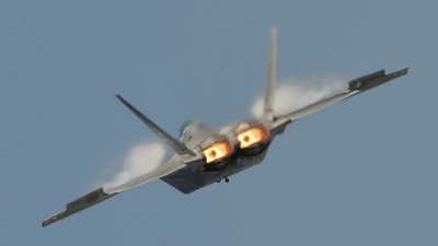 Photo ID 13575 by Christophe Haentjens. USA Air Force Lockheed Martin F 22A Raptor, 05 4094