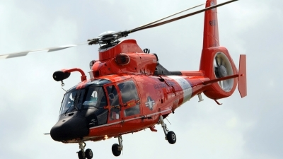 Photo ID 105677 by W.A.Kazior. USA Coast Guard Aerospatiale MH 65D Dolphin SA 366G 1, 6587