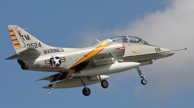 Photo ID 105350 by George Oakey, Jr.. Private Collings Foundation McDonnell Douglas TA 4F Skyhawk, N524CF