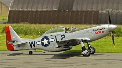 Photo ID 105429 by Robert Arts. Private Private North American TF 51D Mustang, PH VDF