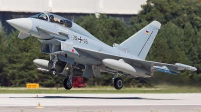 Photo ID 105372 by Andreas Zeitler - Flying-Wings. Germany Air Force Eurofighter EF 2000 Typhoon T, 30 95