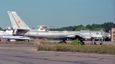 Photo ID 106590 by Sven Zimmermann. Russia Gromov Flight Test Institute Tupolev Tu 95MS Bear H,