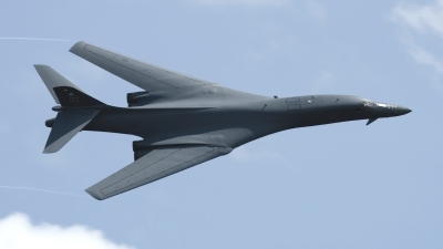 Photo ID 106491 by Jaysen F. Snow - Midwest Tail Chasers. USA Air Force Rockwell B 1B Lancer, 85 0073