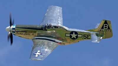 Photo ID 106311 by Sven Zimmermann. Private Private North American P 51D Mustang, D FPSI