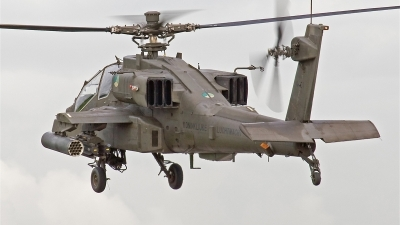 Photo ID 13637 by Alex van Noye. Netherlands Air Force Boeing AH 64D Apache, Q 01
