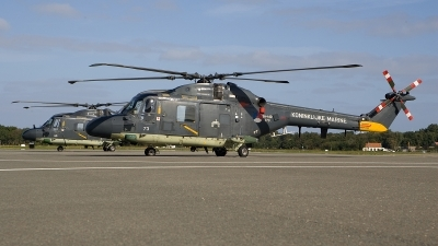 Photo ID 13640 by Frank Noort. Netherlands Navy Westland WG 13 Lynx SH 14D, 265