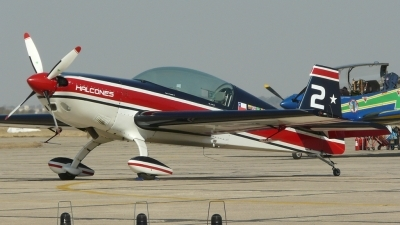Photo ID 105914 by Martin Kubo. Chile Air Force Extra 300L, 145