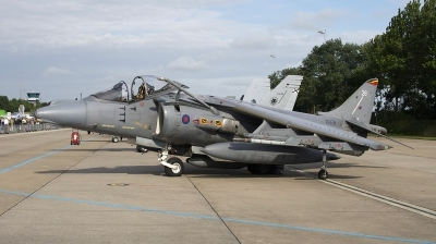 Photo ID 106209 by Lieuwe de Vries. UK Air Force British Aerospace Harrier GR 7, ZD378