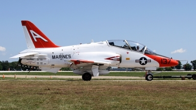 Photo ID 106154 by David F. Brown. USA Navy McDonnell Douglas T 45C Goshawk, 165480
