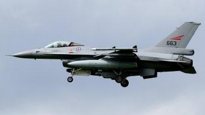 Photo ID 106206 by Rainer Mueller. Norway Air Force General Dynamics F 16AM Fighting Falcon, 663