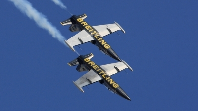 Photo ID 107048 by Petr Palata. Private Breitling Jet Team Aero L 39C Albatros, ES TLG