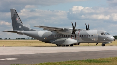 Photo ID 106165 by Andreas Zeitler - Flying-Wings. Poland Air Force CASA C 295M, 011