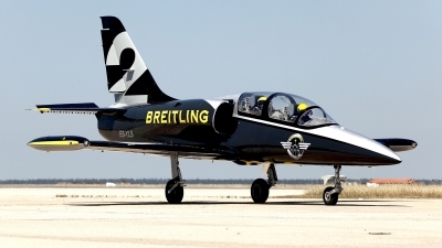 Photo ID 106271 by Carl Brent. Private Breitling Jet Team Aero L 39C Albatros, ES YLS
