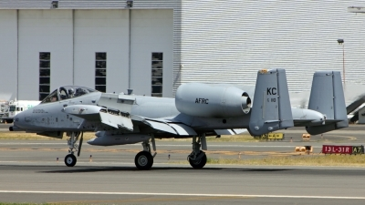 Photo ID 106791 by Alex Jossi. USA Air Force Fairchild A 10C Thunderbolt II, 79 0110