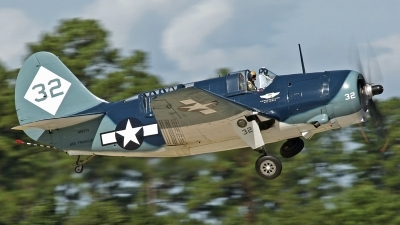 Photo ID 106784 by David F. Brown. Private Commemorative Air Force Curtiss SB2C 5 Helldiver, NX92879