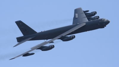 Photo ID 106981 by Niels Roman / VORTEX-images. USA Air Force Boeing B 52H Stratofortress, 60 0024