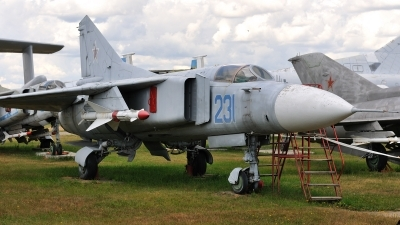 Photo ID 106959 by Peter Terlouw. Russia Air Force Mikoyan Gurevich MiG 23MF, 231 BLUE
