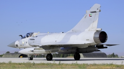 Photo ID 106568 by Zafer BUNA. United Arab Emirates Air Force Dassault Mirage 2000 9AED, 712