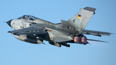Photo ID 106526 by Jörg Pfeifer. Germany Air Force Panavia Tornado ECR, 46 55
