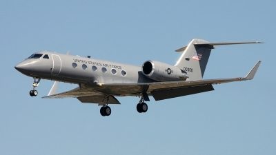 Photo ID 106536 by Mark. USA Air Force Gulfstream Aerospace C 20H Gulfstream IV, 90 0300
