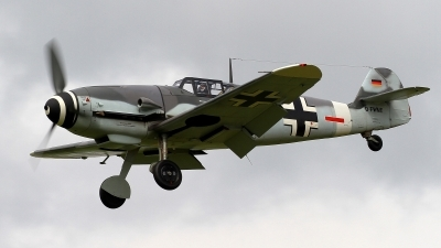 Photo ID 106646 by Volker Warmbrunn. Private Messerschmitt Stiftung Messerschmitt Bf 109G 4, D FWME