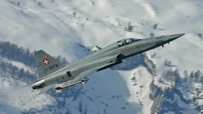 Photo ID 106640 by Sven Zimmermann. Switzerland Air Force Northrop F 5E Tiger II, J 3076