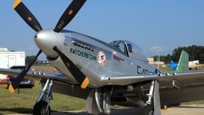 Photo ID 106781 by Joe Osciak. Private Private North American P 51D Mustang, N63476