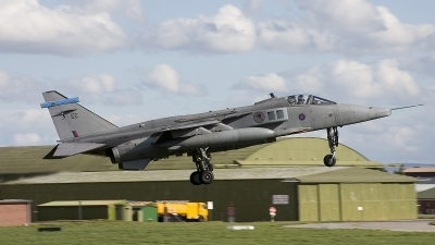 Photo ID 1377 by Jim S. UK Air Force Sepecat Jaguar GR3A, XX724 EC