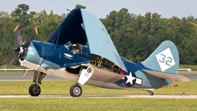 Photo ID 107126 by Jonathan Derden - Jetwash Images. Private Commemorative Air Force Curtiss SB2C 5 Helldiver, NX92879