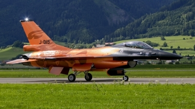 Photo ID 107230 by Petru DIMOFF. Netherlands Air Force General Dynamics F 16AM Fighting Falcon, J 015