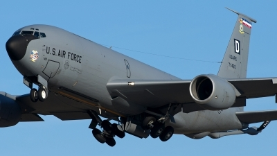 Photo ID 107250 by Ashley Wallace. USA Air Force Boeing KC 135R Stratotanker 717 100, 57 1493
