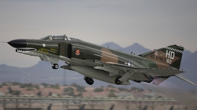 Photo ID 13844 by Andreas Zeitler - Flying-Wings. USA Air Force McDonnell Douglas QF 4E Phantom II, 72 0162
