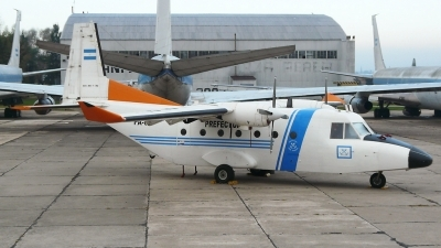 Photo ID 107356 by Martin Kubo. Argentina Coast Guard CASA C 212 300 Aviocar, PA 61
