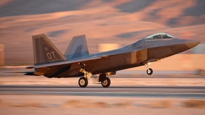 Photo ID 13845 by Andreas Zeitler - Flying-Wings. USA Air Force Lockheed Martin F 22A Raptor, 00 4017