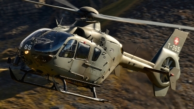 Photo ID 107299 by Sven Zimmermann. Switzerland Air Force Eurocopter EC 635P2, T 365
