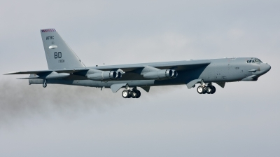 Photo ID 107496 by Jan Suchanek. USA Air Force Boeing B 52H Stratofortress, 61 0031
