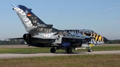 Photo ID 107853 by Alex Staruszkiewicz. Germany Air Force Panavia Tornado ECR, 46 33