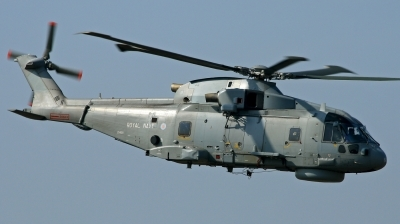 Photo ID 107556 by Tim Van den Boer. UK Navy AgustaWestland EH 101 Merlin HM1 Mk111, ZH838