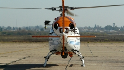 Photo ID 107731 by Martin Kubo. Argentina Coast Guard Aerospatiale AS 355NP Ecureuil 2, PA 80
